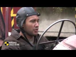 Spéciale Jules Verne: La voiture volante ! - On n'est pas que des cobayes!