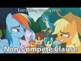 Everything Wrong With My Little Pony Season 8 Non-Compete Clause [Parody]