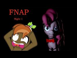 Button Mash Plays (Five Nights at Pinkie's: Night 1)