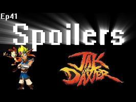 Spoilers - Jak & Daxter