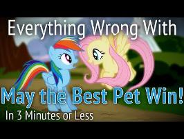(Parody) Everything Wrong With May the Best Pet Win in 3 Minutes or Less