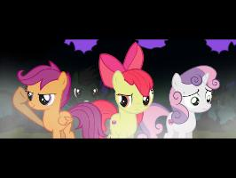 Zompony To Watch Over Me MLP ANIMATION Halloween Special