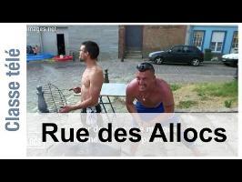 Classe Télé - Rue des allocs sur M6 vu par des ados
