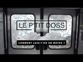Comment lave-t-on un métro ?