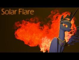 Solar Flare [SFM Ponies]