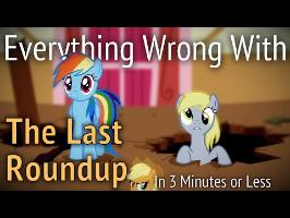 (Parody) Everything Wrong With The Last Roundup in 3 Minutes or Less