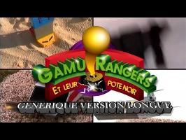 GAMU RANGERS -version longue-