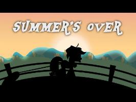 Summer's Over MLP ANIMATION