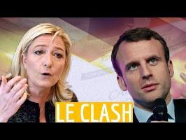 MACRON / LE PEN : LE CLASH