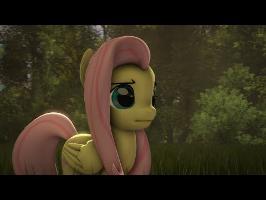 Fluttershy Cheer [SFM Ponies]