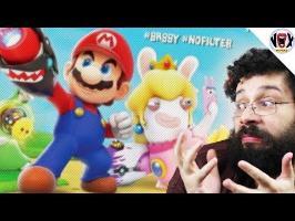 Mario et Lapins Crétins ENSEMBLE !? - Ermite Moderne
