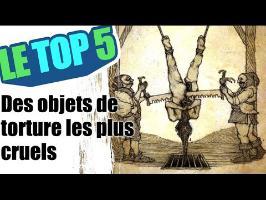 Le top 5 des objets de torture les plus cruels