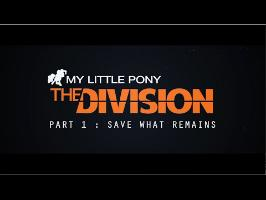 [SFM] My Little Pony : The Division - Teaser Trailer