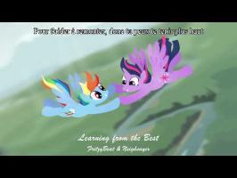 Learning from the Best - FritzyBeat hugs Neighsayer Vostfr