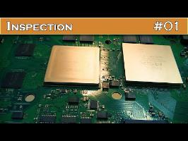 INSPECTION 01 : Décortiquer la console Playstation 3
