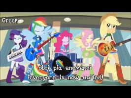 [Multilanguage Sub & Trans] Equestria Girls Rainbow Rocks | Better than ever
