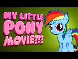 My Little Pony GALLOPS into Theaters!!