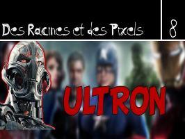 DREDP #8 Ultron (Avengers)