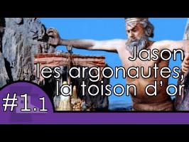 Jason, les argonautes et la toison d'or - Mythes et légendes #1.1