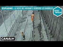 Immigration : À Melilla, le rêve derrière des barbelés - L'Effet Papillon