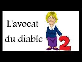 L'avocat du diable 2 Nadine Morano - Caljbeut