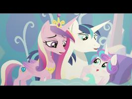 MLP Song Our Sweet Little Flurry (Flurry Heart's Lullaby)