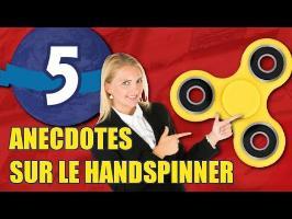 5 CHOSES que vous IGNOREZ sur le HANDSPINNER - LE PUTACLIC