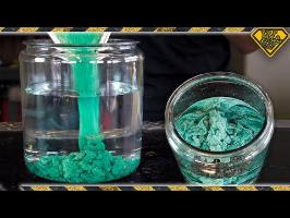 How to Make MAGIC SAND