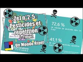 Zététique et journalisme - #2-05 - Pesticides et répétition