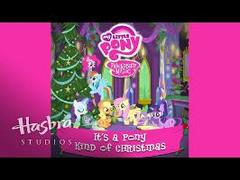 MLP: Friendship is Magic - It's a Pony Kind of Christmas Audio Track