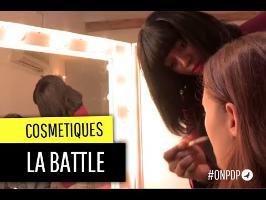Battle des cosmétiques