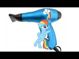 Patented Rainblow Dry (Improved: Now With Less Psy!)