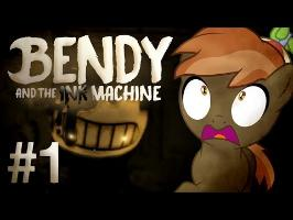 Button Mash Plays| Bendy and the Ink machine