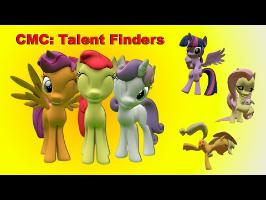 Cutie Mark Crusaders Talent Finders