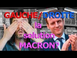 Je comprends rien au clivage Gauche/Droite, la solution Macron?