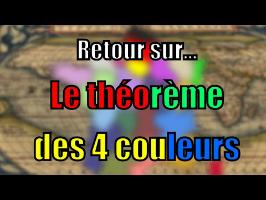 Retour sur le théorème des 4 couleurs — Carte Postale #2