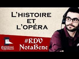 L'histoire et l'opéra, une vision romantique des faits par Vled Tapas - Montbazon 2016