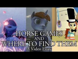Video Essay: Horse Games and Where to Find Them