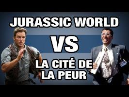 Jurassic World VS La Cité de la peur - WTM