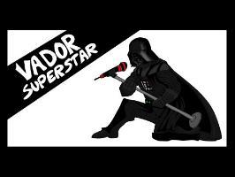 Dark Vador chante libérée, délivrée - Caljbeut (R)