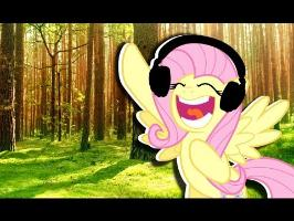 Fluttershy plays Tree Simulator? ????| I'M FINALLY A TREE!!