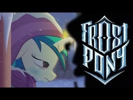 Frostpony (MLP:FIM Animation, Frostpunk Crossover)