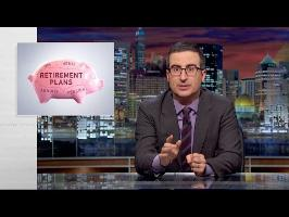 Last Week Tonight with John Oliver: Retirement Plans (HBO)