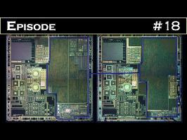 EPISODE 18 : Anatomie d'un nano émetteur-récepteur 2.4Ghz