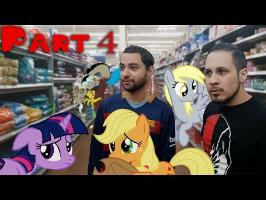 Pony meets World- S2, E4 (MLP in real life)