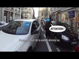 Vélo à Rouen : la résistance