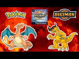Digimon World le premier concurrent de Pokemon