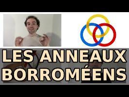 Curiosités mathématiques #1 - Les anneaux borroméens - Micmaths