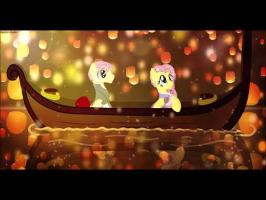 At Last I See The Light~Tangled~ Fluttershy & Butterscotch