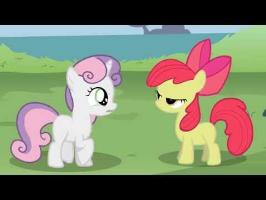Sweetie Belle's Cutie Mark | My Little Pony | Flash Animation